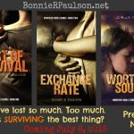 Bonnie R Paulson Worth of Souls Series on Tour