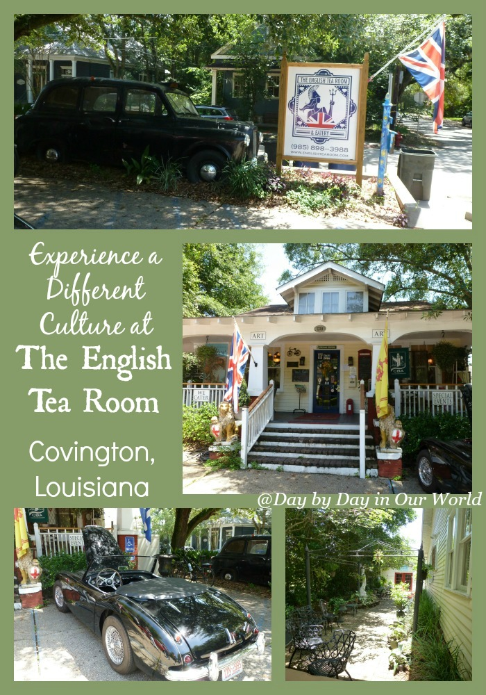 Experiencing Life from Across the Pond at The English Tea Room Covington Louisiana