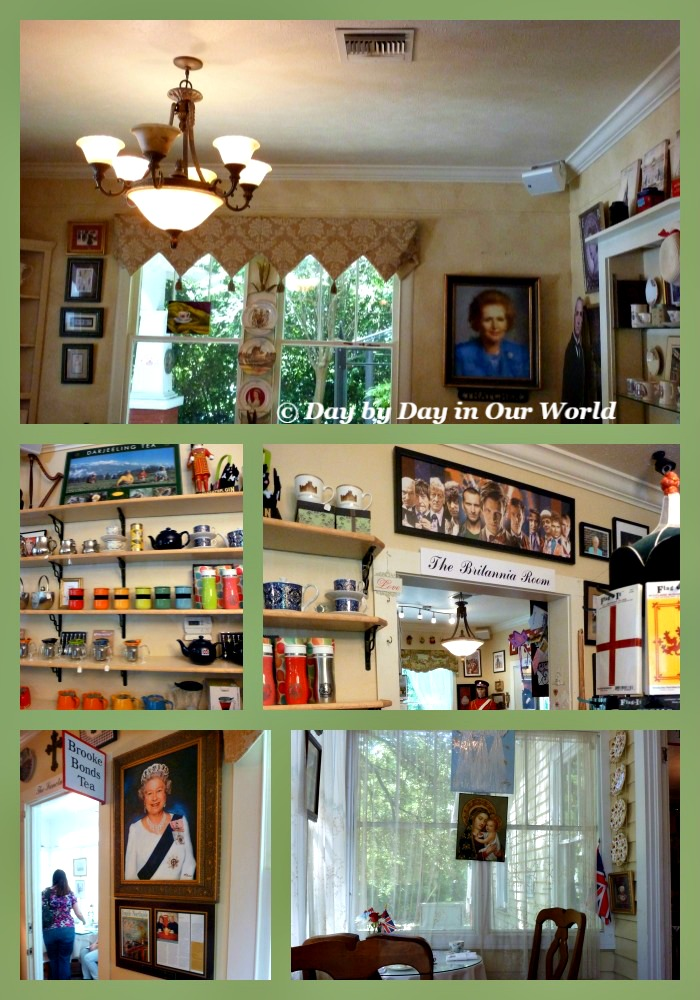Interior Spaces at The English Tea Room Covington Louisiana Watermarked