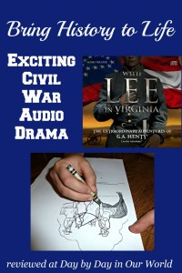 Learn how you can bring history to life with the new exciting Civil War Audio Drama With Lee in Virginia