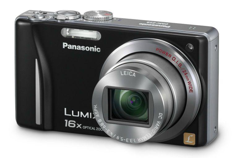 Panasonic Lumix DMC-Z58 Point and Shoot Camera Image