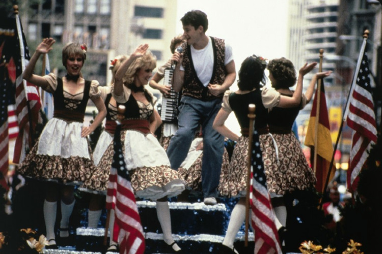 Parade Scene in Ferris Bueller's Day Off-1