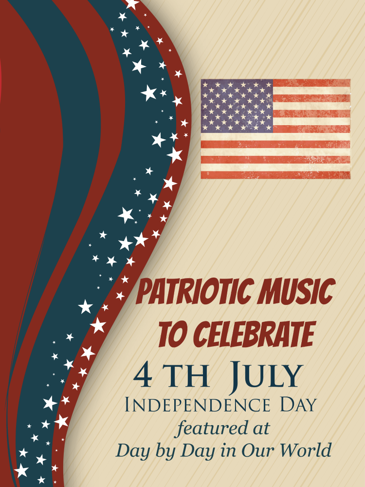 Patriotic Music to Celebrate 4th of July Independence Day United States of America