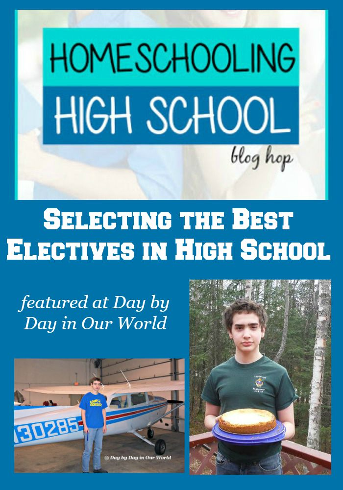 Selecting the Best Electives for Your Child Homeschooling High School