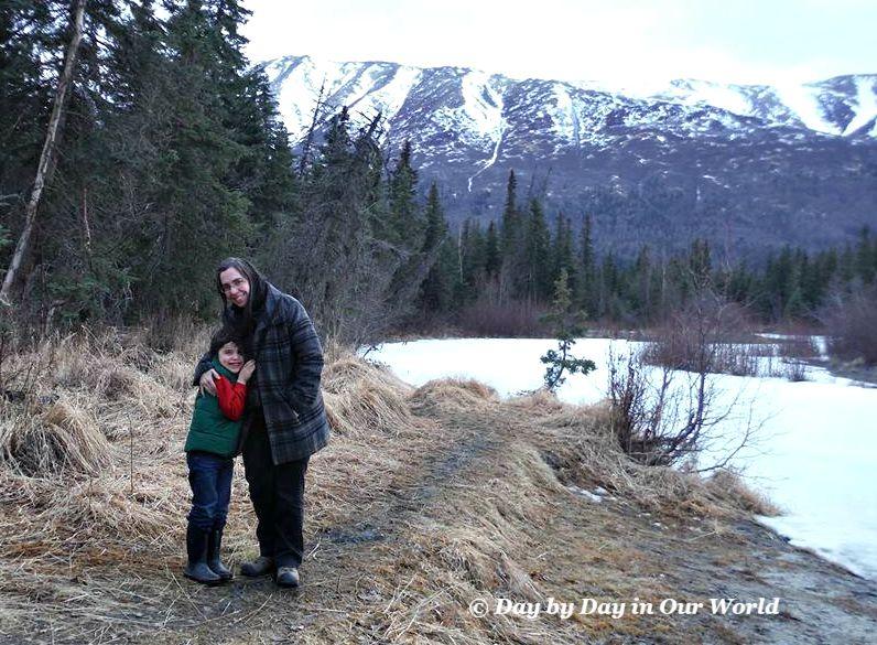 Spring Time Hike to Eagle River in SC Alaska