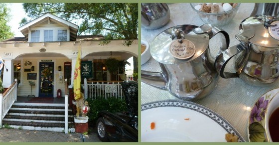 The British Tea Shop Covington Louisiana