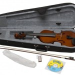 Add Music to Your Homeschool with a Violin Starter Set for Kids