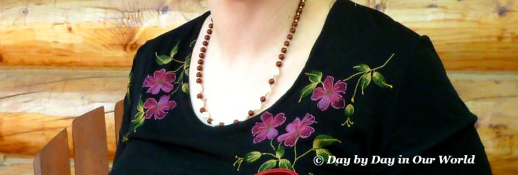 Beautiful Necklace from Jewels for Hope