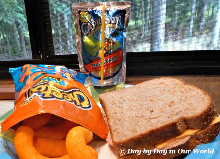 Bring Sandwich Fixings to Go With Snack Foods for a Quick Prepped Meal on the Road