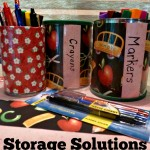 Storage Solutions for Writing Needs | Help Erase Bullying