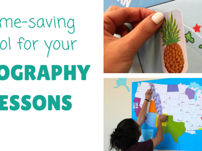 Teaching Geography Simply | Time Saving Tool Featured