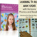 Learning to Read Made Easy with Horizons