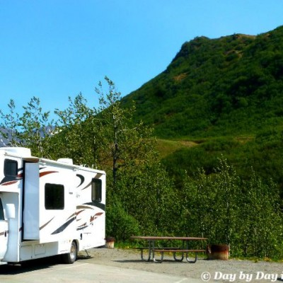Exploring Gold Mint Trail at Hatcher's Pass