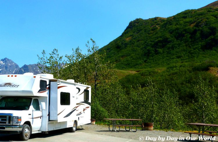 Lot Camping Spots are Available at the Gold Mint Trailhead Parking Lot