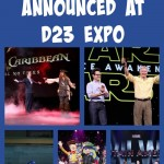 Disney, Marvel and Pixar Lovers |Upcoming Movie Announcements at D23 EXPO