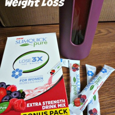 Boost Your Metabolism with SLIMQUICK