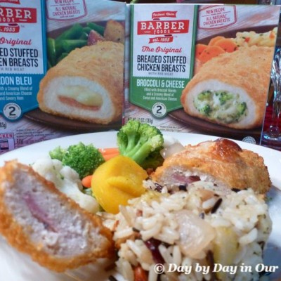 An Elegant and Simple Dinner Featuring Barber Foods