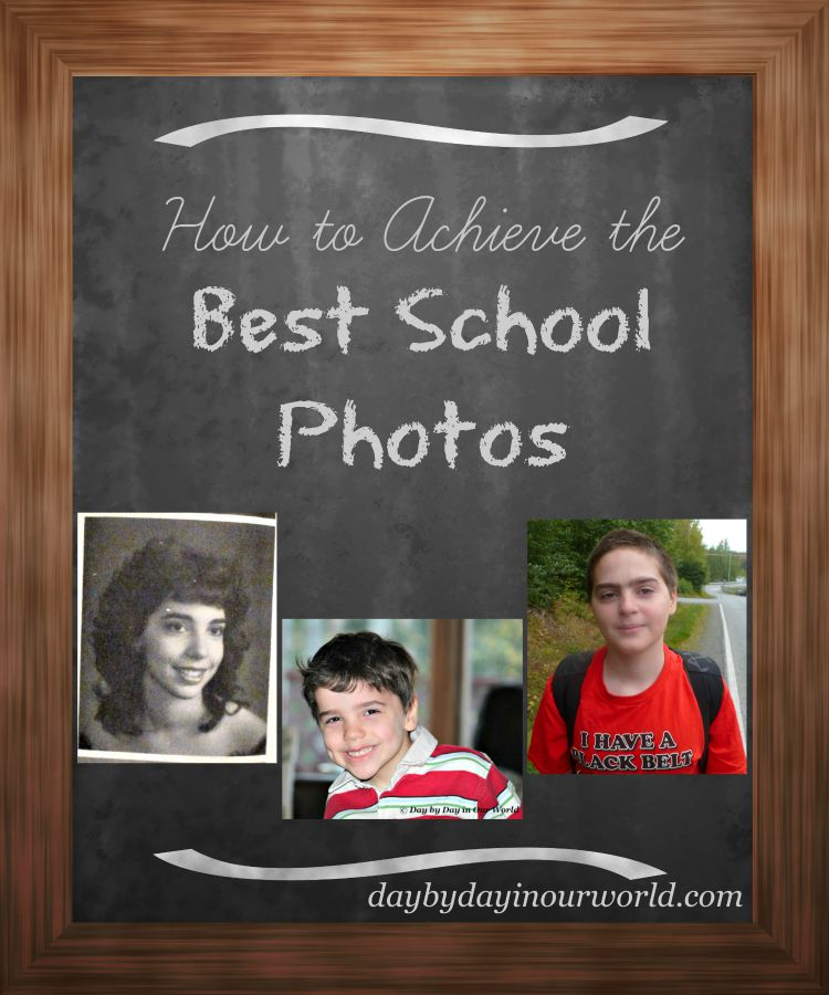 Mom of Four Boys Shares Tips on How to Achieve the Best School Photo Possible this Year and in the future