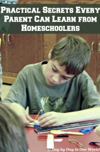 Practical Secrets Every Parent Can Learn from Homeschoolers