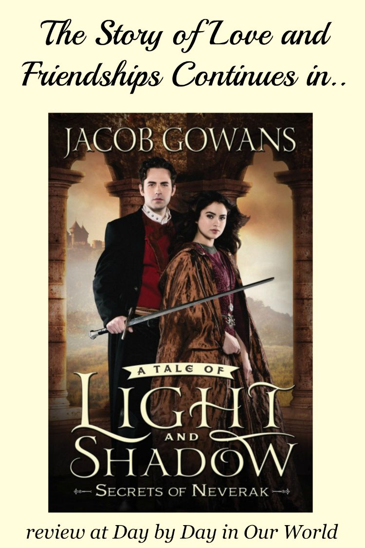 Review of the Young Adult Novel A Tale of Light and Shadow Secrets of Neverak