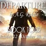 Science Fiction and Suspense Meet in Departure by A.G. Riddle