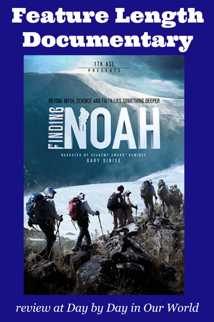 FINDING NOAH is a feature length documentary which follows a multiyear expedition seeking to find evidence on Mount Ararat