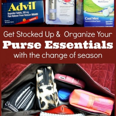 What Are Your Awesome Purse Essentials?