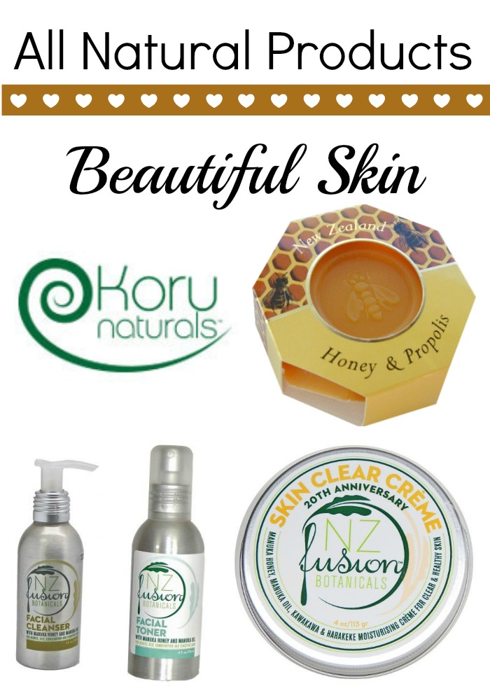 You deserve all natural products that will allow you to have beautiful skin and not break your budget. Koru Naturals does both