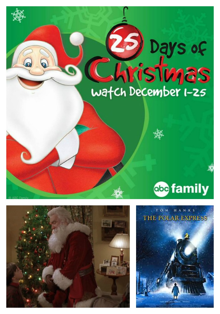 25 days of christmas on abc family 2015 line up - 25 Days Of Christmas Abc Family