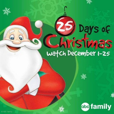 ABC Family  25 Days of Christmas