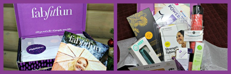 FabFitFun Fall 2015 Box is Full of Awesome Products to Use in Your Home