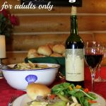 Holiday Entertaining with Wine, Pasta and Cookies