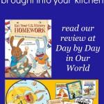 Bring U.S. History Homework to the Kitchen