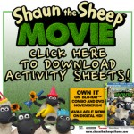 Win a Shaun the Sheep Prize Pack #Giveaway ends 11/30