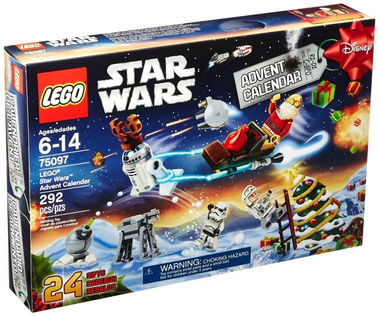 Star Wars Advent Calendar 2015 Availble at Amazon