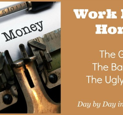 Make Money from Home: The Good, Bad and Ugly Truth