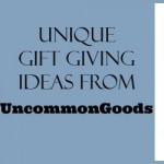 UncommonGoods for Your Gift Giving Needs