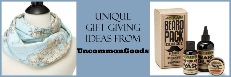 Unique Gift Giving Ideas from UncommonGoods