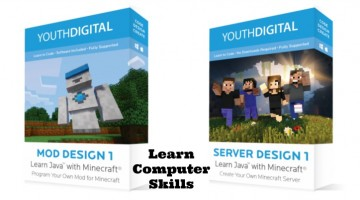 Minecraft Can be Fun and Teach Important Computer Skills