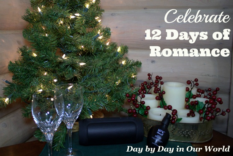Celebrate 12 Days of Romance #KYTrySomethingNew #ad