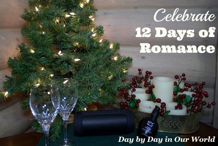 Celebrate 12 Days of Romance #KYTrySomethingNew #ad