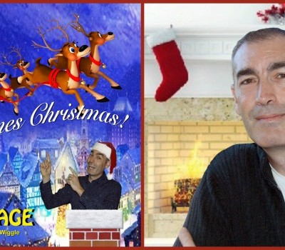 Wiggle Lovers Rejoice! Greg Page is Back with Here Comes Christmas