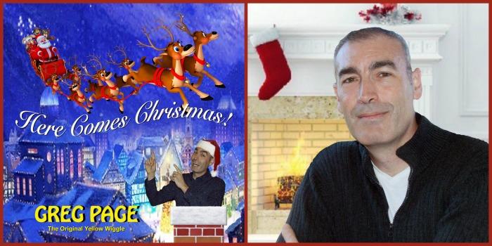 Greg Page Here Comes Christmas