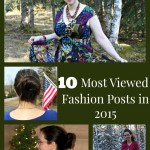 10 Most Viewed Fashion Posts in 2015
