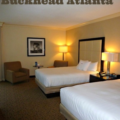 Grand Hyatt Buckhead Atlanta: Glimpse Inside a Room