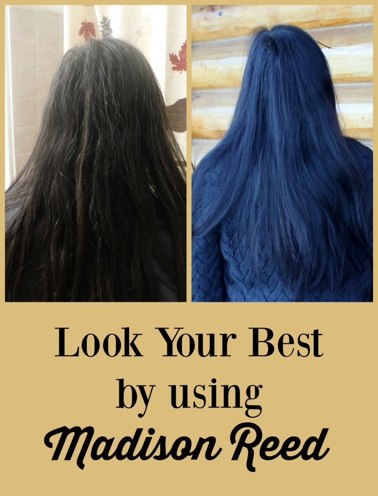 Look Your Best at Any Age when using Madison Reed for hair color