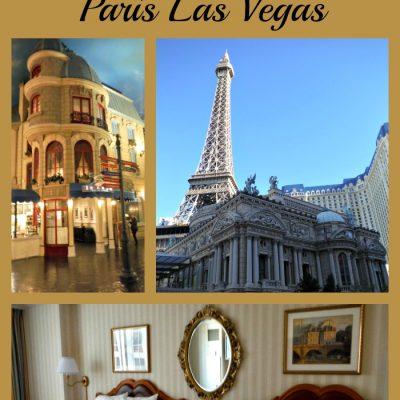 My Experience at the Paris Las Vegas