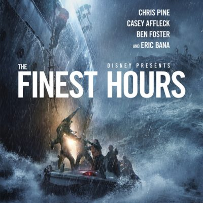 The Finest Hours in Theaters Now