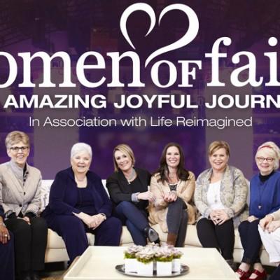 Limited Engagement!  Women of Faith: An Amazing Joyful Journey Movie