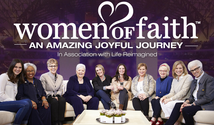 Women of Faith: An Amazing Joyful Journey Movie